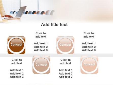 Preparing Presentation PowerPoint Template Slide 19