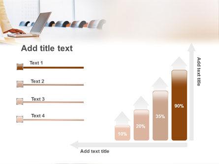 Preparing Presentation PowerPoint Template Slide 8