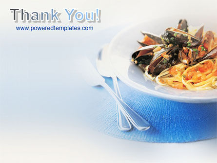Sea Food PowerPoint Template Slide 20