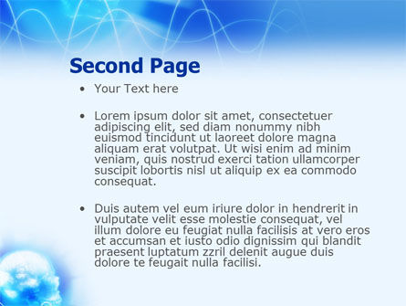 Skull PowerPoint Template Slide 2