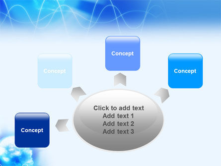 Skull PowerPoint Template Slide 7