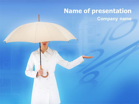 Business Concepts: Weather Forecast PowerPoint Template #01663