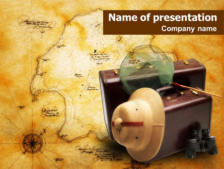 Cars and Transportation: Travel PowerPoint Template #01669