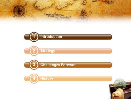 Travel PowerPoint Template, Slide 3, 01669, Cars and Transportation — PoweredTemplate.com