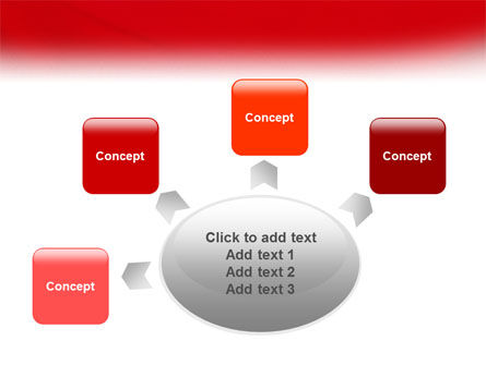 Turkish Flag PowerPoint Template Slide 7