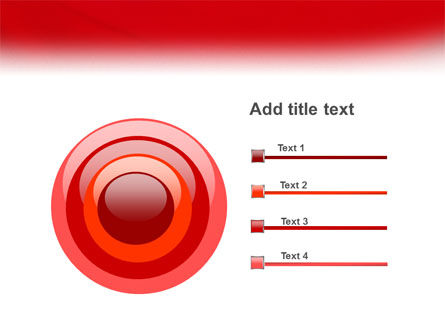 Turkish Flag PowerPoint Template Slide 9