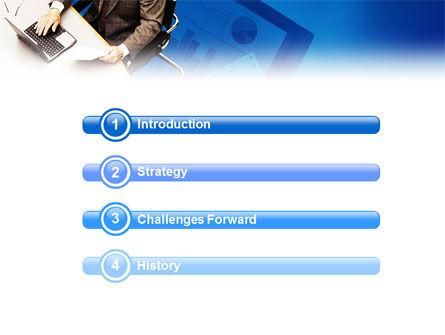 Preparing For Business Meeting PowerPoint Template, Slide 3, 01672, Business — PoweredTemplate.com