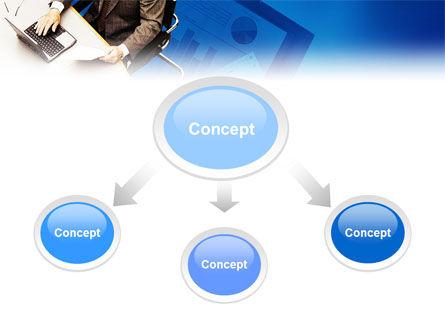 Preparing For Business Meeting PowerPoint Template, Slide 4, 01672, Business — PoweredTemplate.com