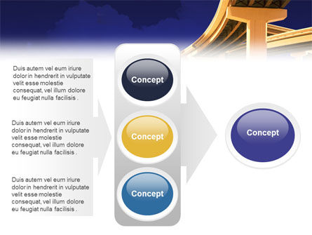 Road Interchange PowerPoint Template Slide 11