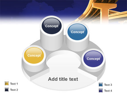 Road Interchange PowerPoint Template Slide 12