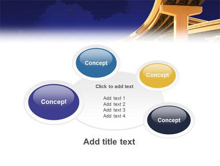 Road Interchange PowerPoint Template Slide 16