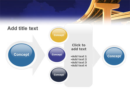 Road Interchange PowerPoint Template Slide 17