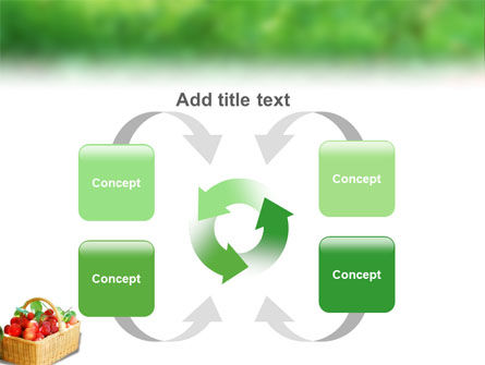 Garden PowerPoint Template Slide 6