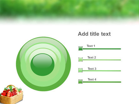 Garden PowerPoint Template Slide 9