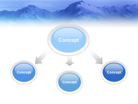 Skiing PowerPoint Template, Slide 4, 01678, Sports — PoweredTemplate.com