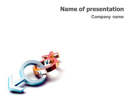 Gender PowerPoint Template