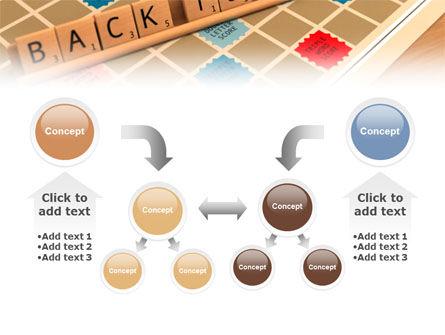 Scrabble PowerPoint Template Slide 19