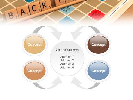 Scrabble PowerPoint Template Slide 6