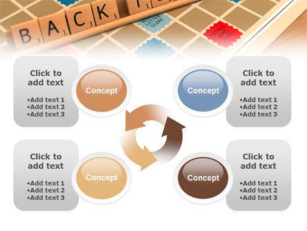 Scrabble PowerPoint Template Slide 9