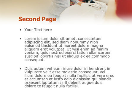Oral Hygiene PowerPoint Template Slide 2