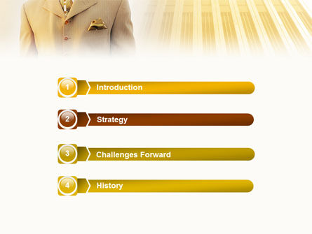 Career Of Afro-Americans PowerPoint Template, Slide 3, 01688, Business — PoweredTemplate.com