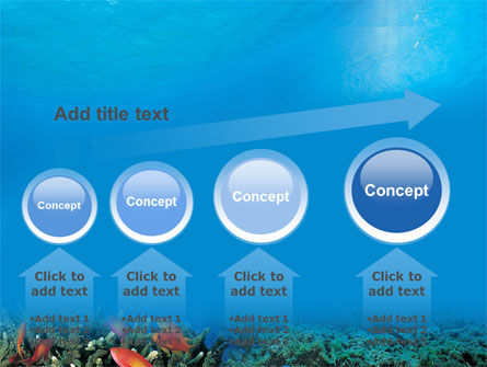 Coral Reef PowerPoint Template Slide 13