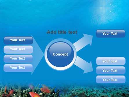 Coral Reef PowerPoint Template Slide 14