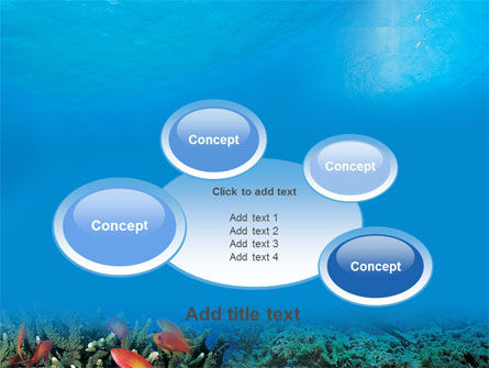 Coral Reef PowerPoint Template Slide 16