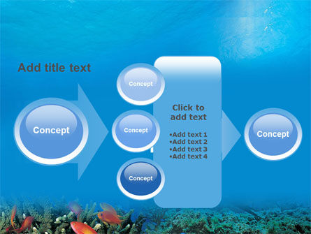 Coral Reef PowerPoint Template Slide 17