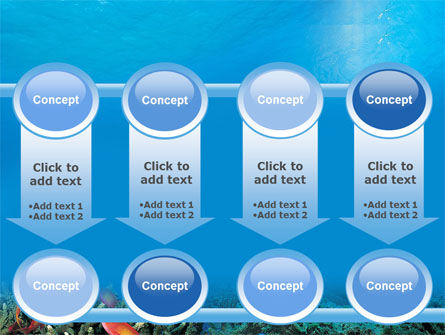 Coral Reef PowerPoint Template Slide 18