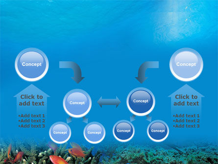 Coral Reef PowerPoint Template Slide 19