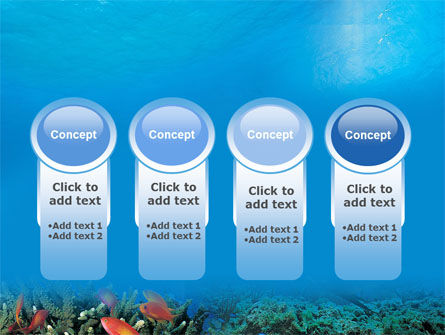 Coral Reef PowerPoint Template Slide 5