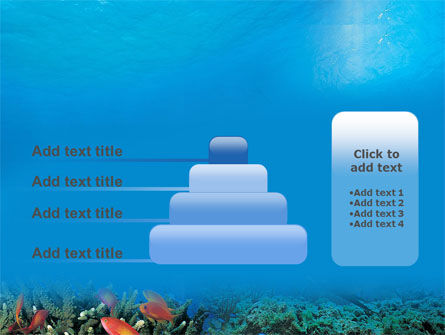 Coral Reef PowerPoint Template Slide 8