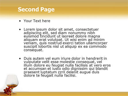 Brandy PowerPoint Template Slide 2