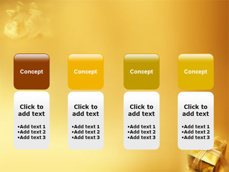 A Gift For Christmas PowerPoint Template Slide 5