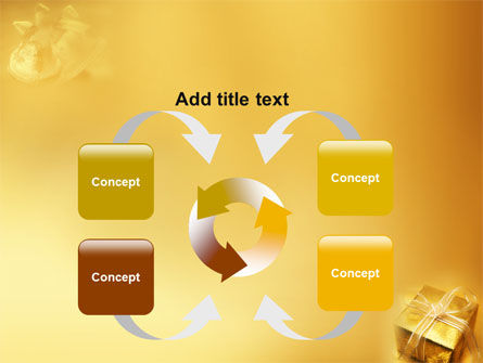 A Gift For Christmas PowerPoint Template Slide 6