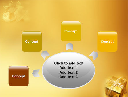 A Gift For Christmas PowerPoint Template Slide 7