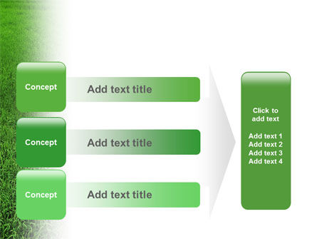 Farmer On The Green Field PowerPoint Template Slide 12
