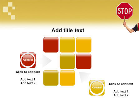 Social Education PowerPoint Template Slide 16