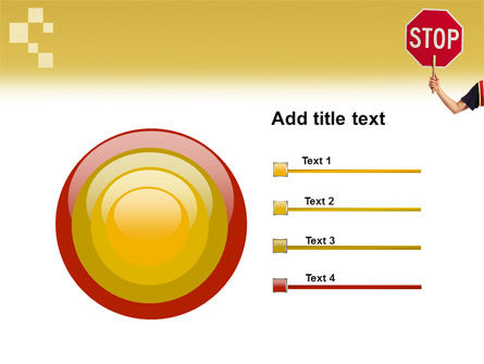 Social Education PowerPoint Template Slide 9