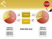 Social Education PowerPoint Template#11