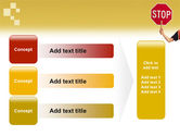 Social Education PowerPoint Template#12