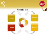 Social Education PowerPoint Template#6