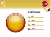 Social Education PowerPoint Template#9