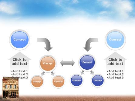 Frontier PowerPoint Template Slide 19