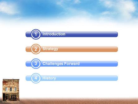 Frontier PowerPoint Template Slide 3