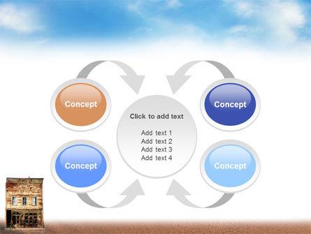Frontier PowerPoint Template Slide 6