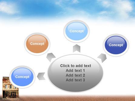 Frontier PowerPoint Template Slide 7
