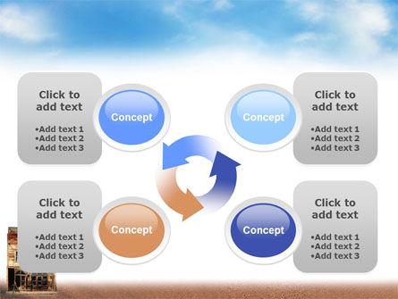 Frontier PowerPoint Template Slide 9