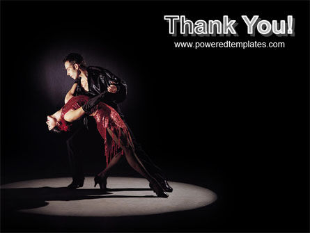 Dance PowerPoint Template Slide 20